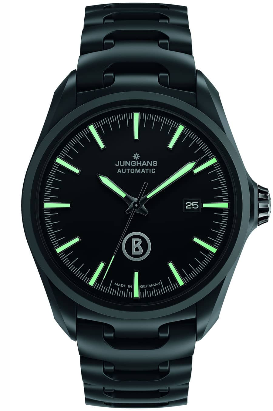 Bogner by Junghans: Willy Blue Automatic