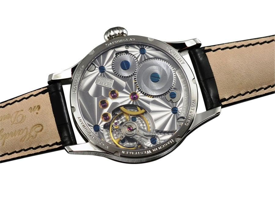 Kaliber 74.3 von Tourby Watches