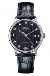 Davosa: Vanguard Automatic schwarz