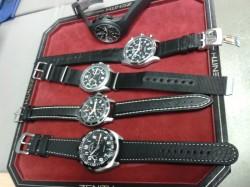 Diese Uhren wollen fliegen!