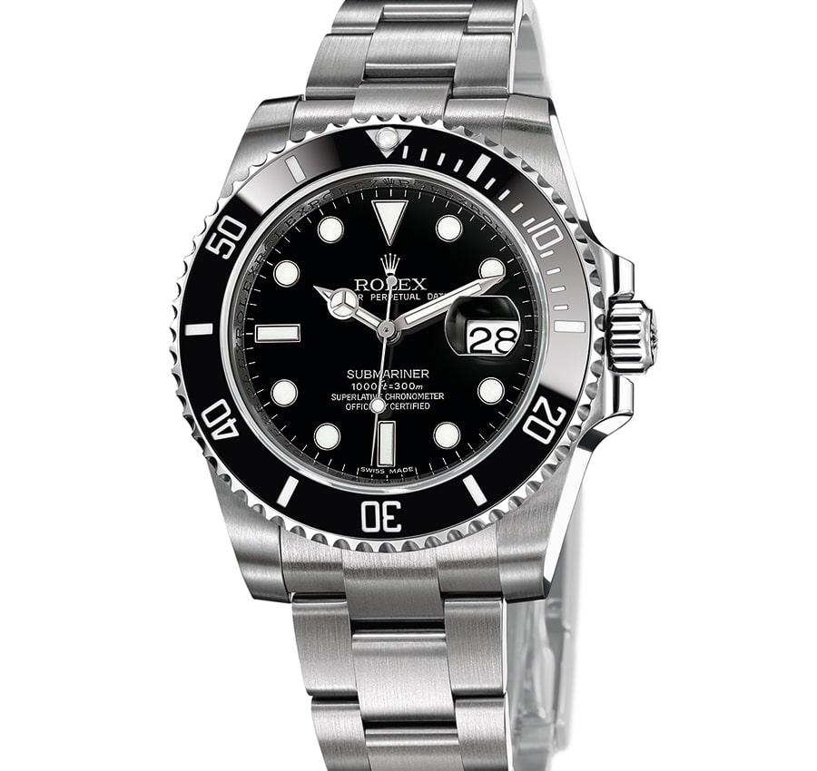 Rolex Submariner Date Referenz 116610LN