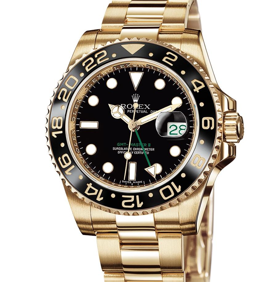 Rolex GMT-Master II Referenz 116718LN