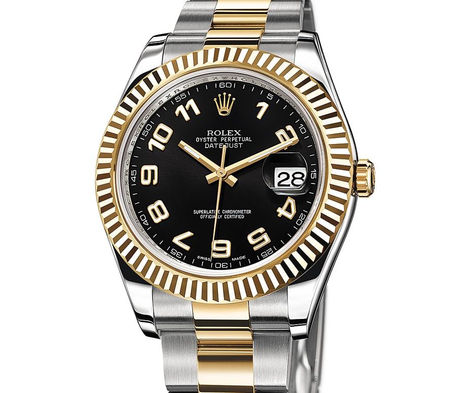 Rolex Datejust II Referenz 116333