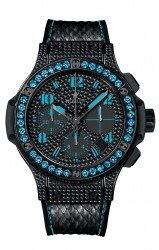 Big Bang Black Fluo Blau