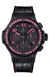 Big Bang Black Fluo Pink