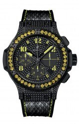 Big Bang Black Fluo Gelb