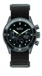 Taucheruhr 2014: Blancpain Fifty Fathoms Bathyscaphe Flyback-Chronograph