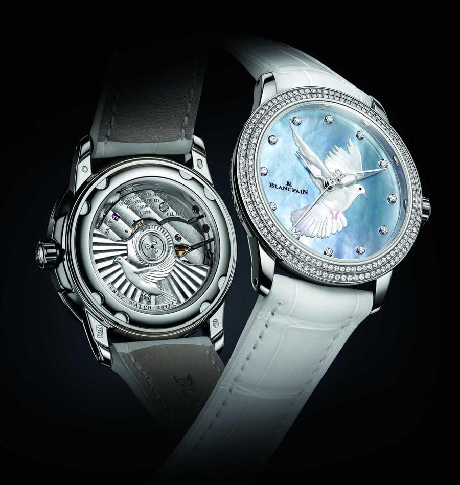 Blancpain: Sondermodell Only Watch 2013