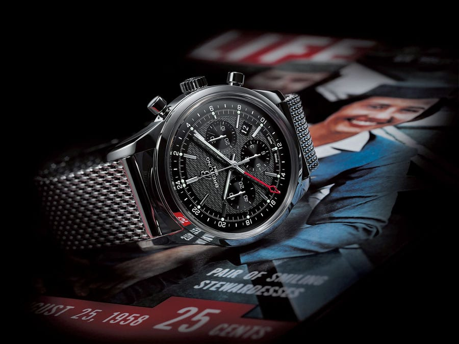 Breitling: Tansocean Chrono GMT