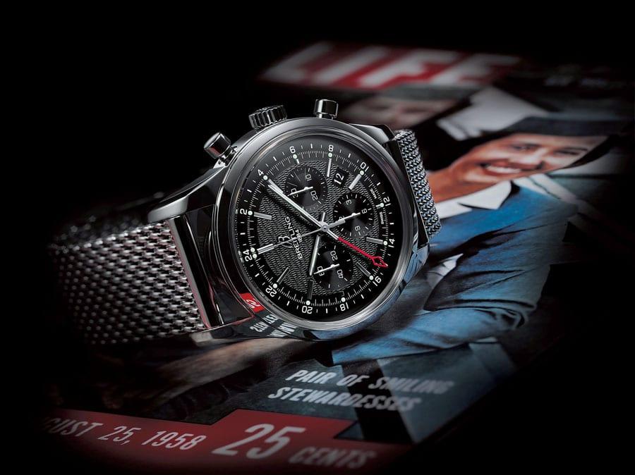 Breitling: Tansocean Chrono GMT