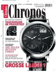 Chronos 04.2013 ist ab 19. Juli erhältlich