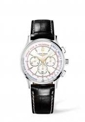 Longines: Asthmometer Pulsometer Chronograph