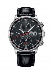 Mido: Commander Chronograph mit Chronometer-Zertifikat