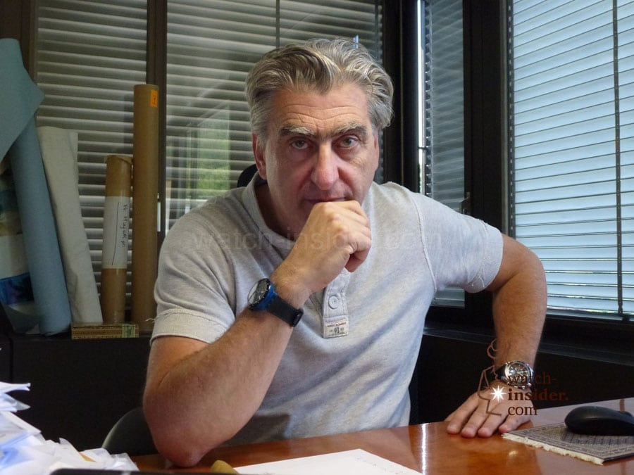 Nick Hayek: CEO Swatch Group