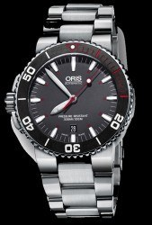 Taucheruhr 2014: Oris Aquis Red Limited Edition