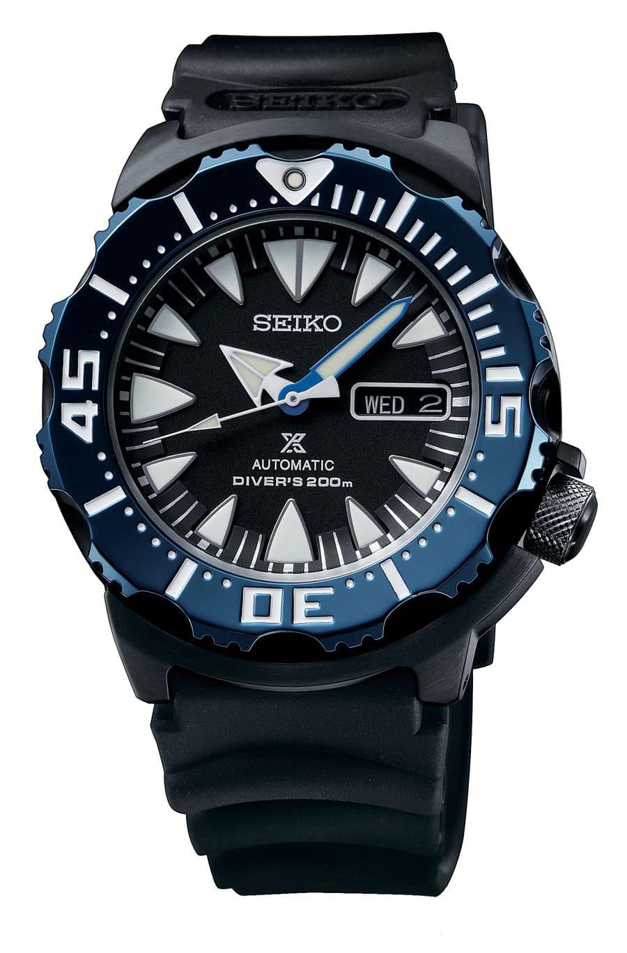 Taucheruhr 2014: Seiko Prospex Automtaik Divers SRP581K1