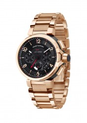 Louis Vuitton: Tambour eVolution Chronograph Roségold
