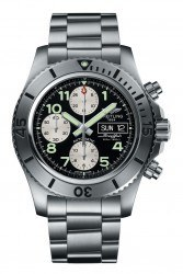 Taucheruhr 2014: Beitling Superocean Chronograph Steelfish