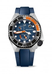 Taucheruhr 2014: Girard-Perregaux Sea Hawk Blue