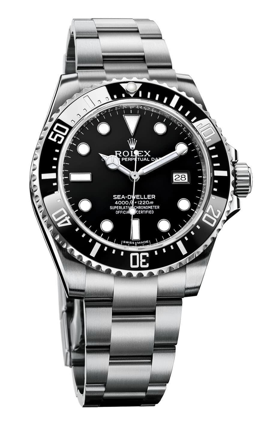 Taucheruhr 2014: Rolex Sea-Dweller 4000