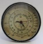 A. Lange & Söhne: Spezialuhr für eine Armatur inklusive Chronograph
