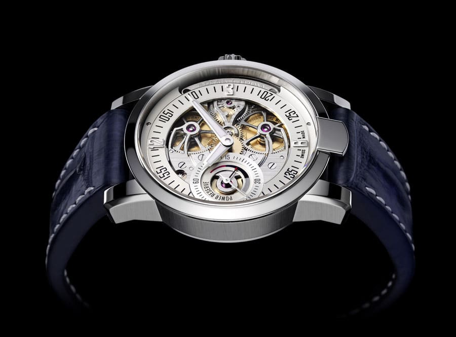 Armin Strom: One Week Skeleton Water Only Watch 2013