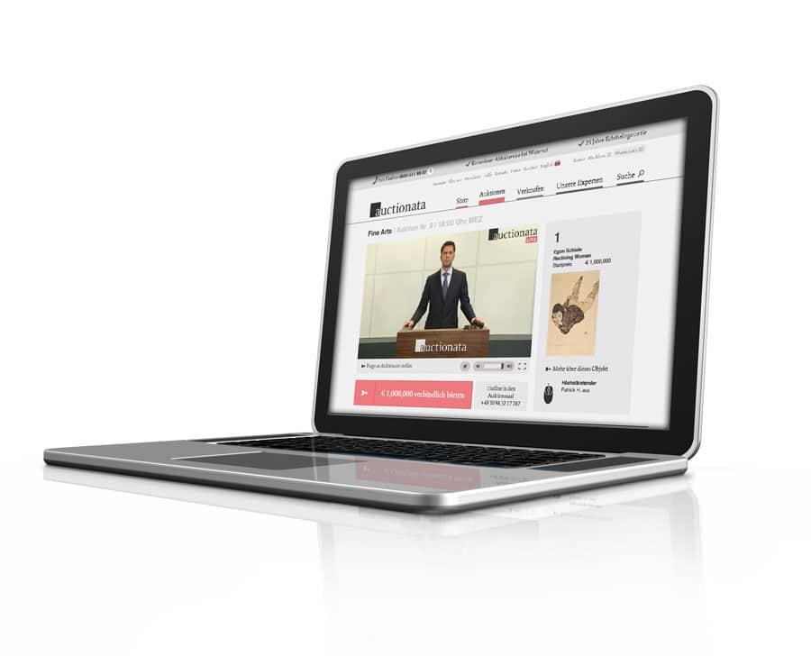 Auctionata versteigert Uhren im Internet – live und verzögerungsfrei