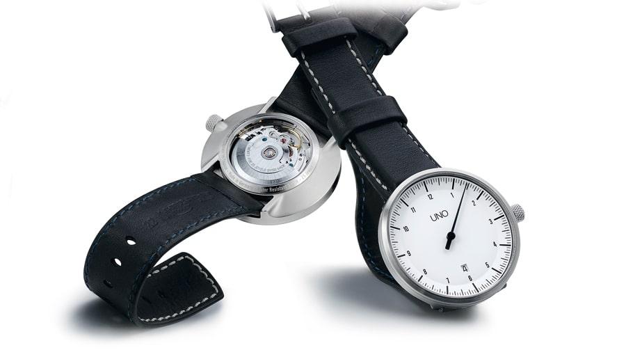 Eine der sieben deutschen Marken: Botta-Design Uno Automatik