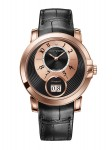 Harry Winston: Midnight Big Date Only Watch 2013