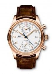IWC: Portugieser Chronograph Classic
