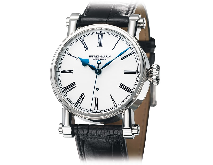 Seine erste eigene Armbanduhr benannte Speake-Marin nach dem Londoner Stadtteil Piccadilly