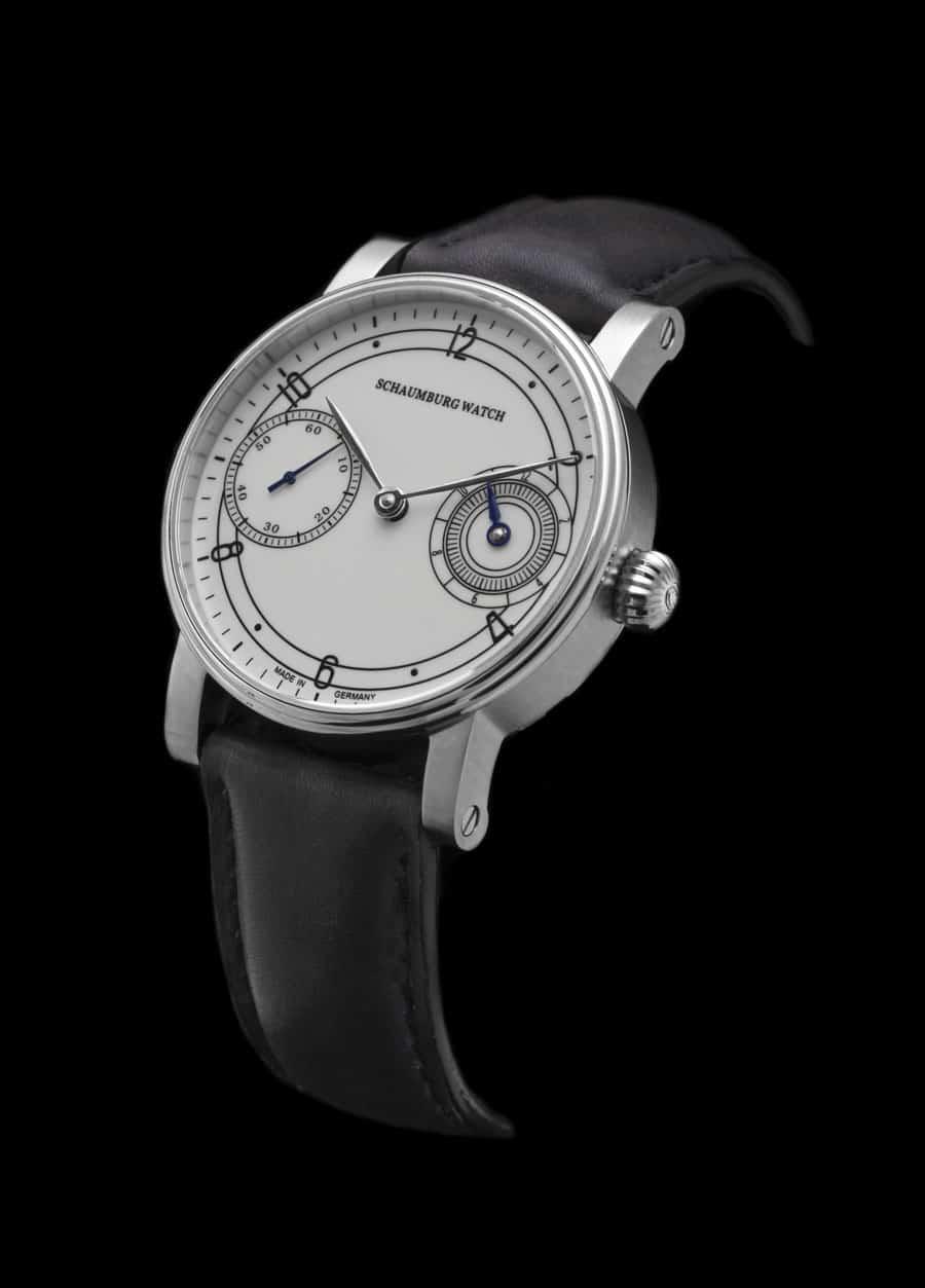 Schaumburg: Traveller 40's GMT