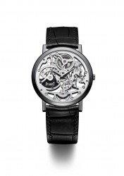 Piaget: Altiplano Automatic Skeleton Only Watch 2013