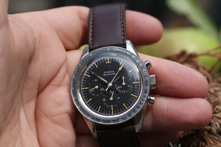 Omega: Speedmaster Referenz 2998 von 1961