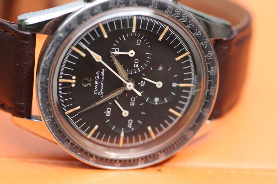 Die Speedmaster von Omega war die erste Uhr auf dem Mond