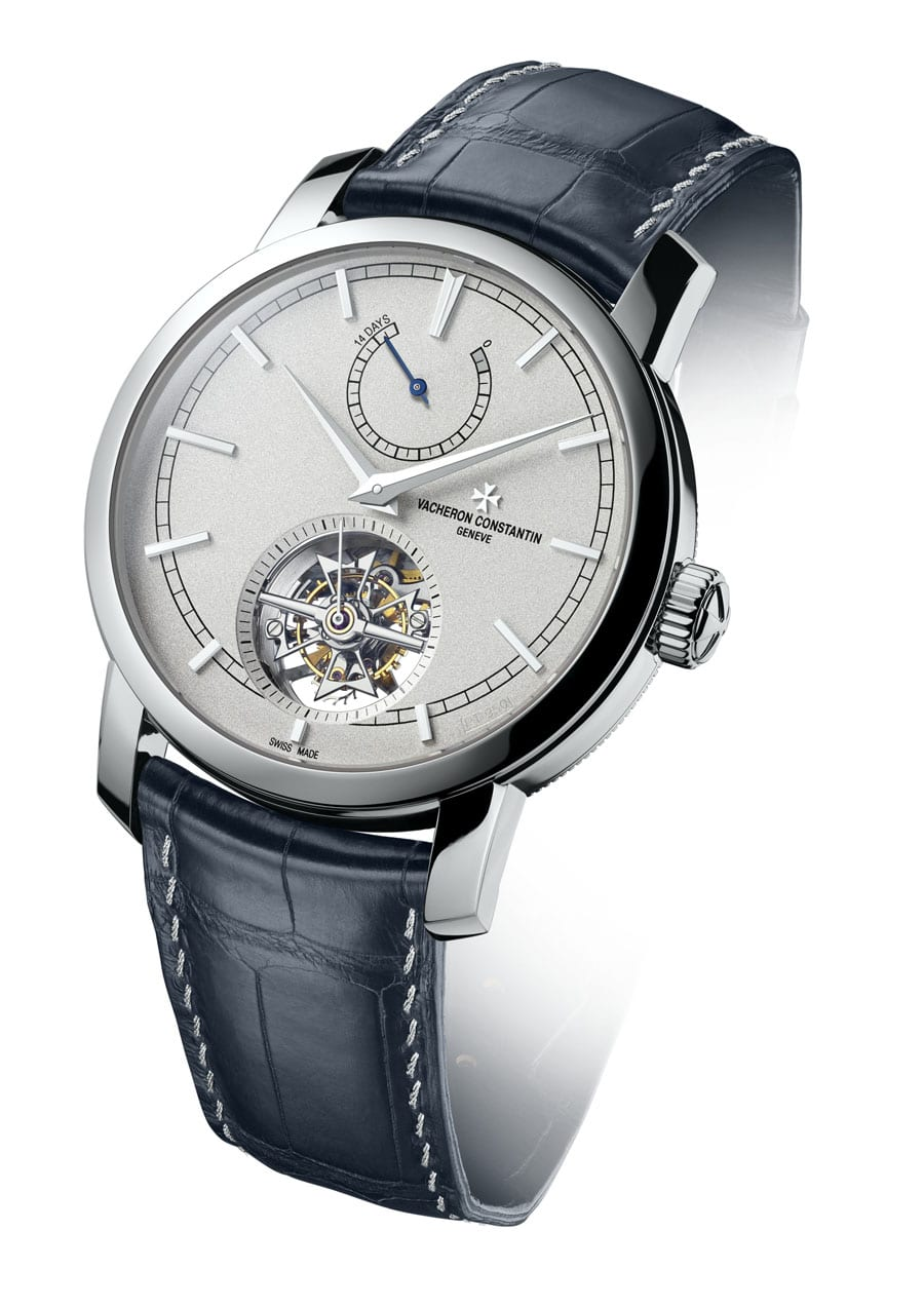 Vacheron Constantin: Patrimony Traditionnelle Tourbillon 14 Days