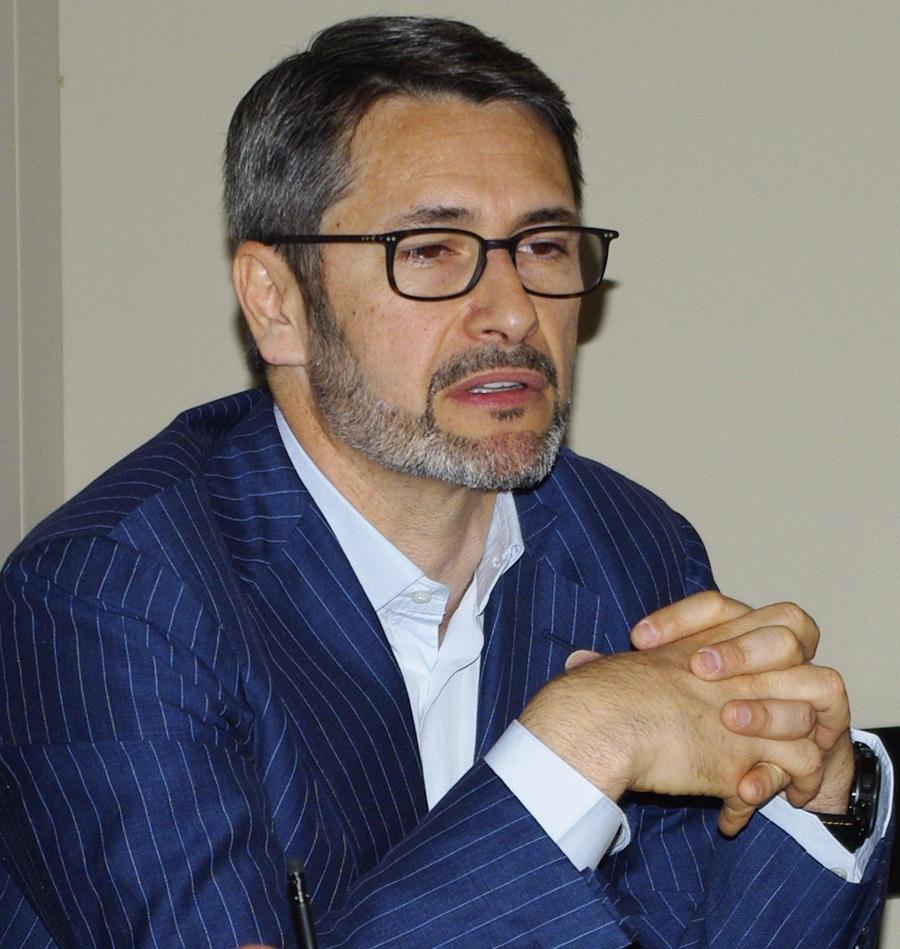 Managing Director Cédrick Boutonet