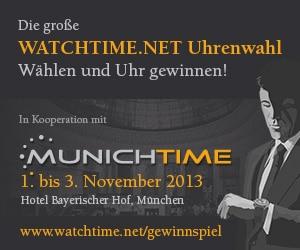 Watchtime.net Uhrenwahl 2013