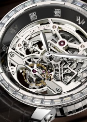 DeWit: Tourbillon mit skelettiertem Zifferblatt für Only Watch 2013
