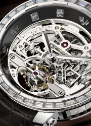 DeWit: Tourbillon mit skelettiertem Zifferblatt für Only Watch 2013