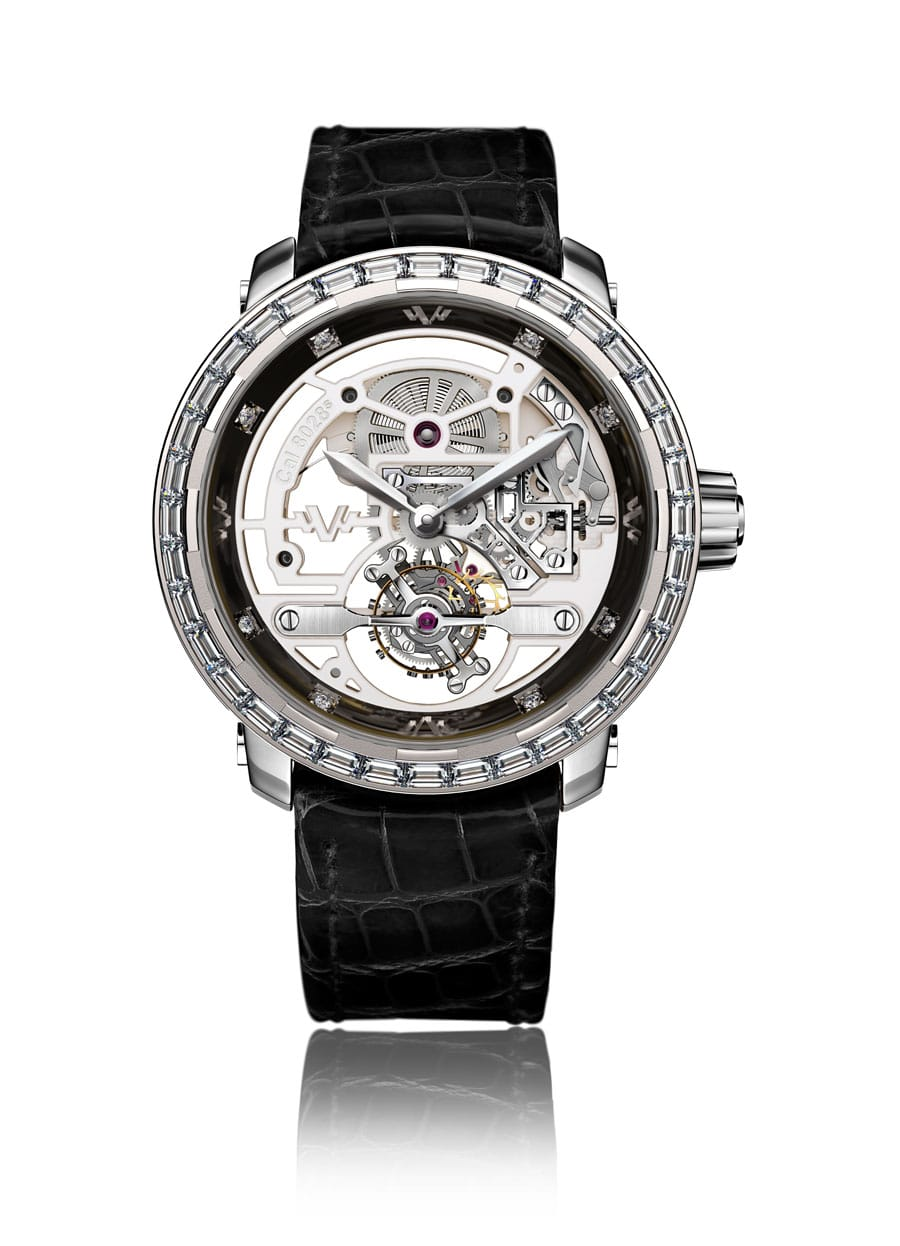 DeWit: Twenty-8-Eight Skeleton Tourbillon