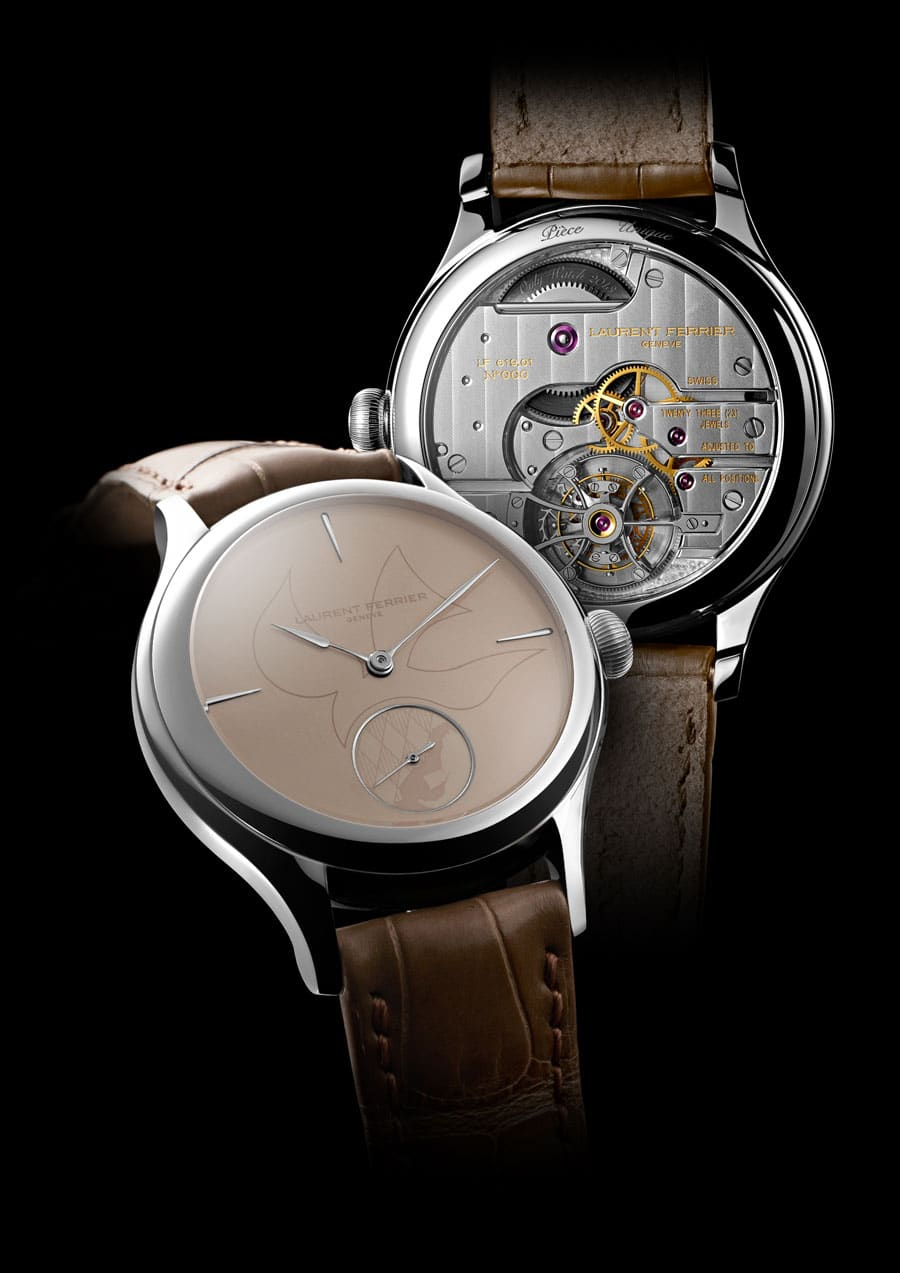Laurent Ferrier: Galet Classic Only Watch 2013