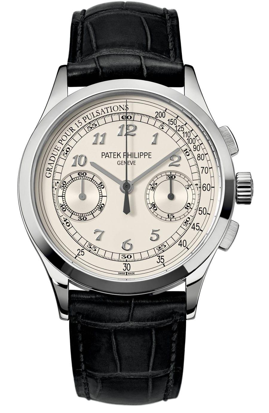 Patek Philippe: Manufaktur-Chronograph Referenz 5170G