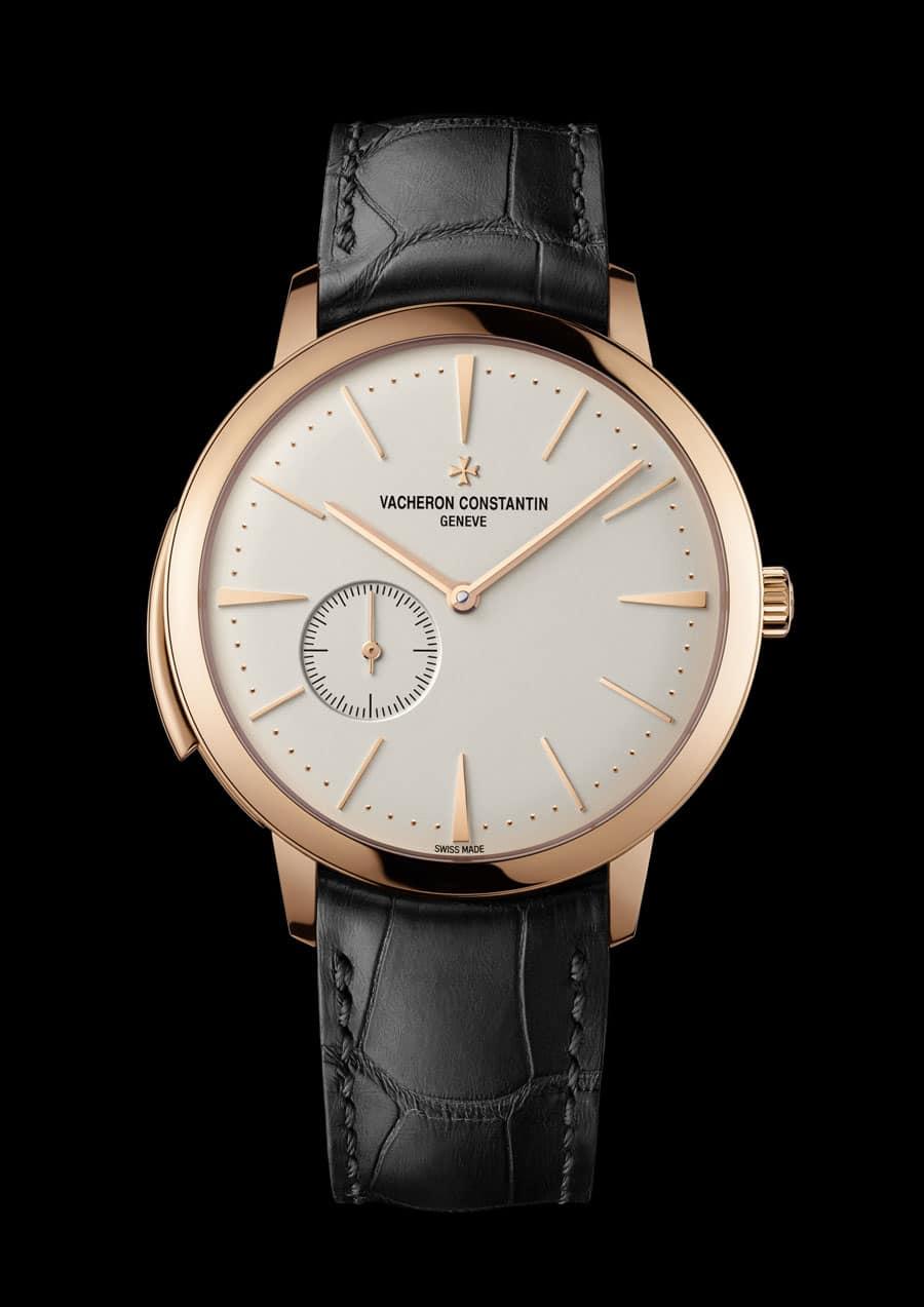 Flache Uhr: Vacheron Constantin Patrimony Contemporaine Ultraflach Kaliber 1731