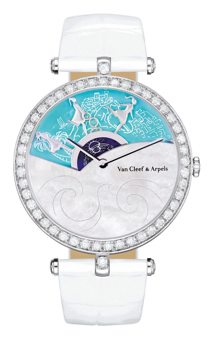 Van Cleef & Arpels: Lady Arpels Une journée à Monaco