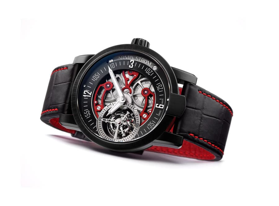 Armin Strom: Racing Tourbillon