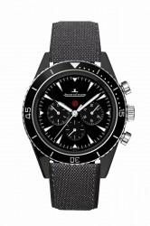 Jaeger-LeCoultre: Deep Sea Chronograph Cermet