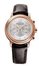 Raymond Weil: Maestro Chronograph roségoldfarben