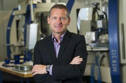 Patrik P. Hoffman, der CEO von Ulysse Nardin