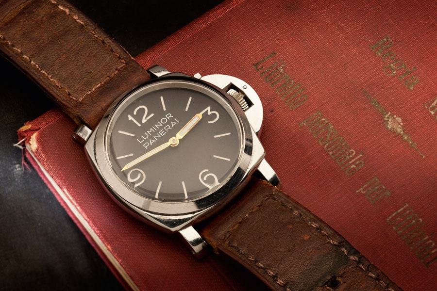 Vintage Panerai: Die Arillo-Luminor Referenz 6152/1 | Watchtime.net
